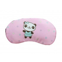 Lovely Cartoon Eye Mask Beautiful Shading And Breathable Eyeshade,Pink Panda
