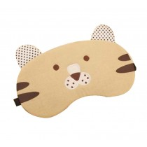Creative Cartoon Style Eye Mask Personalized Eyeshade,Yellow Cat