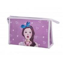 2017 Classic Makeup Case Creative Cosmetics Storage Bag Case Half Hard