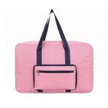 Lovely Elegant Makeup Bag Portable Travel Bag Luggage Bag Storage Bag, Pink 31L