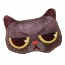 Funny Brooch/Lovely Bag Ornaments/Cat Pattern Clothing Accessories