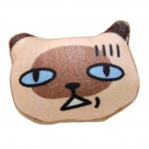 Funny Brooch/Cat Pattern Clothing Accessories/Lovely Bag Ornaments
