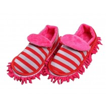 2017 Stylish Goood Microfiber Magic Cleaning Slippers Shoes