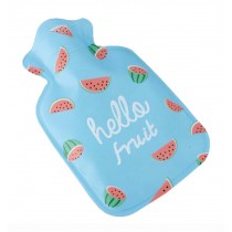 Lovely Cartoon Fruits Small Hot Water Bottle/Children Kids Hand Warmer, 100 ML