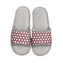 Hotel Slippers/Indoor Soft Floor Home Men Floor Cotton Slippers