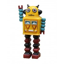 Lovely Simulation Retro Models Retro Ornaments Antiquities Collections (Robot)