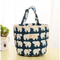 Animal Pattern Lunch Bag/Waterproof Insulation Package/Children's Lunch Bag