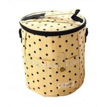 Multifunctional  Durable Oxford Cloth Handbag/Large Lunch Bag,Khaki