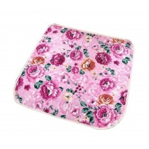 Beautiful Flowers Pattern Chair Cushions/ Lovely Decorative Chair Pad Mat