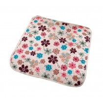 Creative Beautiful Chair Pad/ Chair Cushions/ Chair Mats Soft With Two Binds