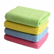 Set of 3 Colorful Dishcloths For Kitchen Home Cleaning,Anti-dirty/oil
