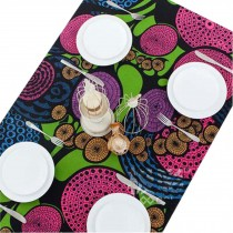 Table Covers/Flower Pattern Table Covers/Electrical Covered Cloth