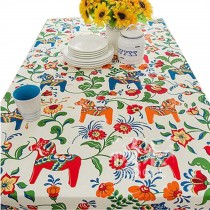 Colorful TV Covered Cloth/Elegant Tablecloth/Coffee Table Covered Cloth