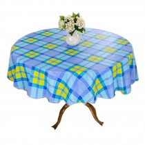 Colorful Table Covers,Elegant Round Table Cloth,Waterproof Table Cloth
