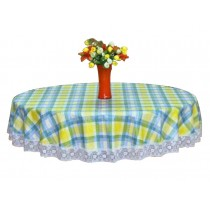 Beautiful Elegant Classical Round Tablecloth Table Mat Place Mat
