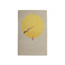 Original Chinese Twenty-four Integrity Thicker Placemat, Beginning Of Spring