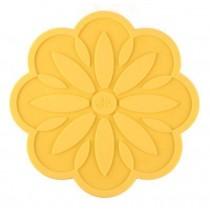 Set of 4 Beautiful Yellow Place Mats Insulation Mats Insulation pads