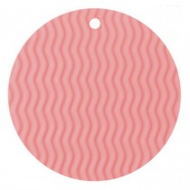 Lovely Pink Nonslip And Durable Place Mats Insulation Mats Potholder