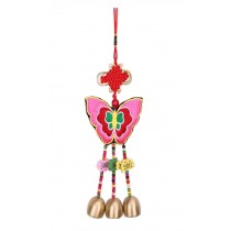 Elegant Chinese Knot High-quality Wind Chimes Embroidery Tuned Wind Chimes