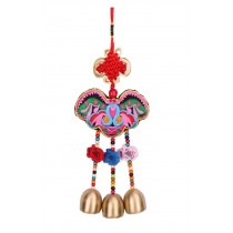 Embroidery/Elegant Wedding Decorations/Chinese Style Wind Chimes