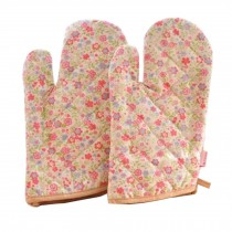 Comfortable Oven Mitts/Kitchen Mitts/Useful Heat Insulation Gloves