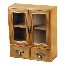 Classical Wood Handmade Storage Chest Storage Rack Storage Cabinet