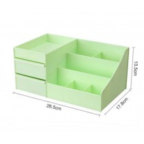 Lovely Durable Plastic Desk Storage Box/Durable Storage Chest