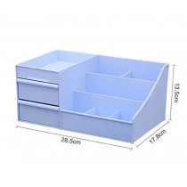 Creative High-quality Plastic Desktop Storage Boxes For Stationery/Sundry