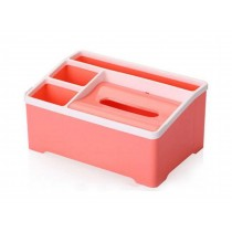 Lovely Students Desktop Storage Box Creative Multifunctional Tissue Box