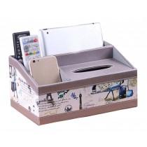 Creative Practical Desktop Storage Box Household Storage Carbinet Tissue Box