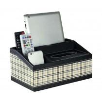Lovely Elegant Desktop Storage Box/ Creative Multipurpose Tissue Box