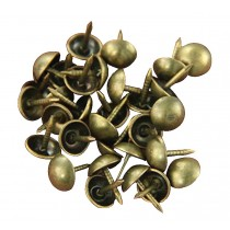 Set of 300 Classic Retro Style Pushpins Drawing Pins/Binding tools, Bronze