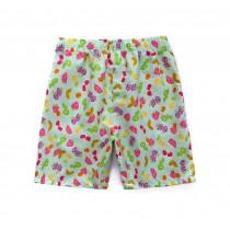 Fruit Pattern Summer Beach Pants/Athletics Shorts/Loose Shorts