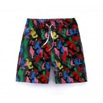 Loose Summer Shorts/Men's Casual Pants/Men's Athletics Shorts