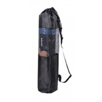 Yoga Mat BagsCreative Mesh Bag Bag Yoga Mat Bag ,Breathable,Black