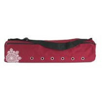 Wear-resisting Fitness Yoga Mat Bag,Red