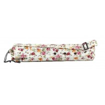 Easy To Carry In Hand Yoga Mat Bags,Bright Flowers
