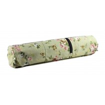 Suitable For Women Yoga Mat Bags,Shallow Green Printing