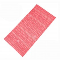 Classic High-grade Cycling Scarves Turban Sports Magic Scarf Adults Shawl, Pink