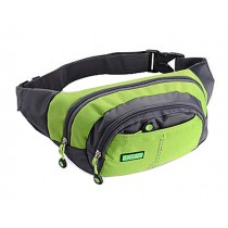 Lovely Bight Fashionable Sports Waist Packs Multifunctional Pocket Backpack