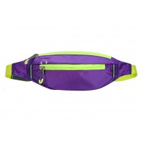 High-quality Fashionable Elegant Sport Waist Pack Outdoor Backpack/Pocket,Purple