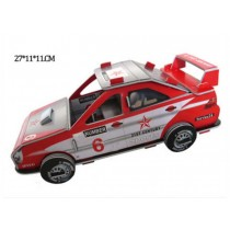 High-grade Cute 3D Jigsaw Puzzle Children Toys Jigsaw Stereo Car