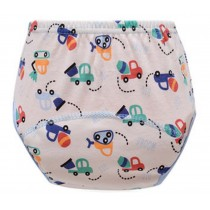 Cotton Baby Diapers Pants Cartoon Pictures