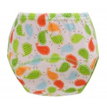 Baby Diapers Pants Cotton Cartoon Pictures