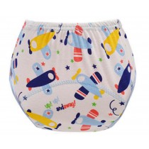 Cartoon Pictures Baby Diapers Pants Cotton