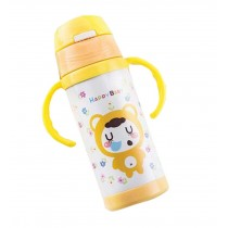 Durable Hot Water Bottle 350 ML Baby Vacuum Cup