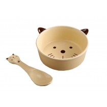 Durable Ceramics Kids Eating Items Home Baby Eating Bowls