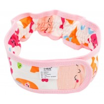 Cute Newborn Product Baby Diaper Buckle Nappies Fixed Belt