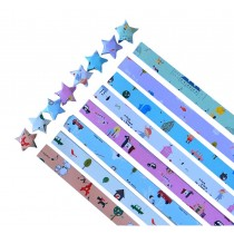 DIY Paper for Lucky Stars Folding Paper Origami 370 Sheets