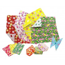 15x15cm For Arts and Crafts Projects 40 Pieces of Origami Papers